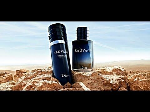 Dior SAUVAGE VERY COOL SPRAY The wild way to wear fragrance