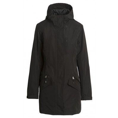 nunavut hooded jacket