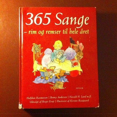 365 sange - Rim og remser til hele året