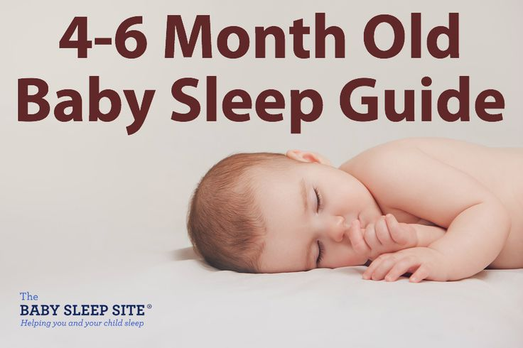 The complete guide to your 4 month old, 5 month old, or 6 month old baby's sleep, feeding, napping schedule, growth spurts, sleep training, bedtime, and more!