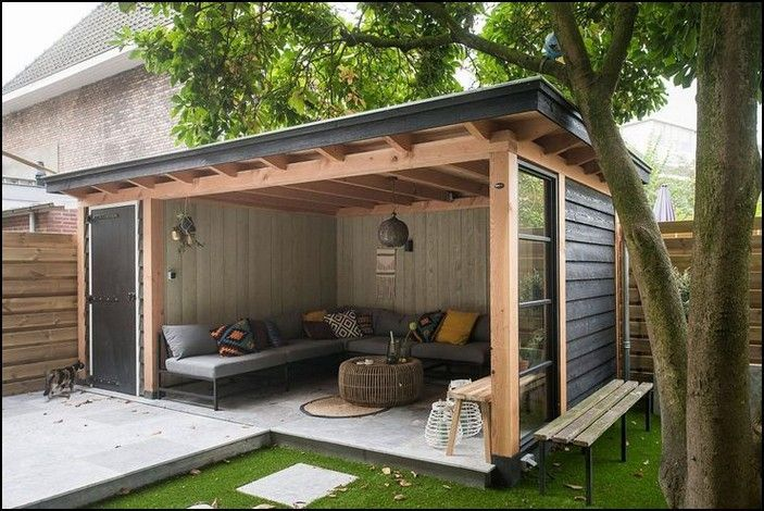 147 Incredible Backyard Storage Shed Design And Decor Ideas Page