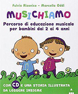 Libro attività musicale
