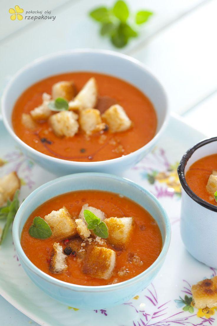 chlodnik-z-pieczonych-pomidorow
