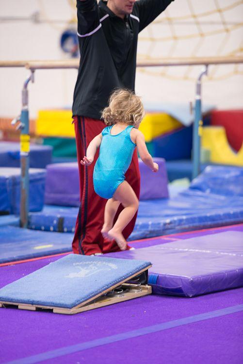 Parent and Tot - Preschool Gymnastics Classes