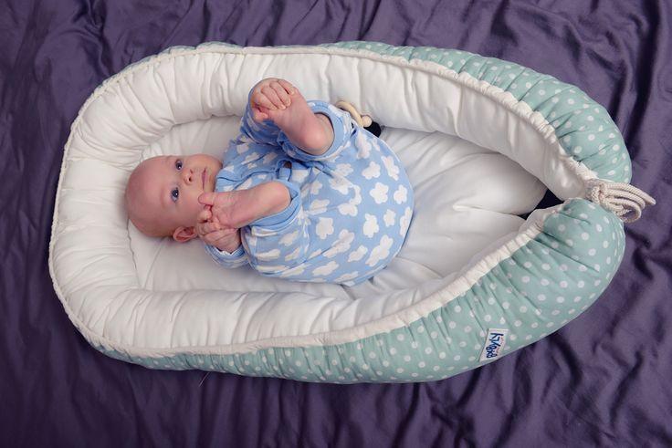 Kokon niemowlęcy, babynest, kojec