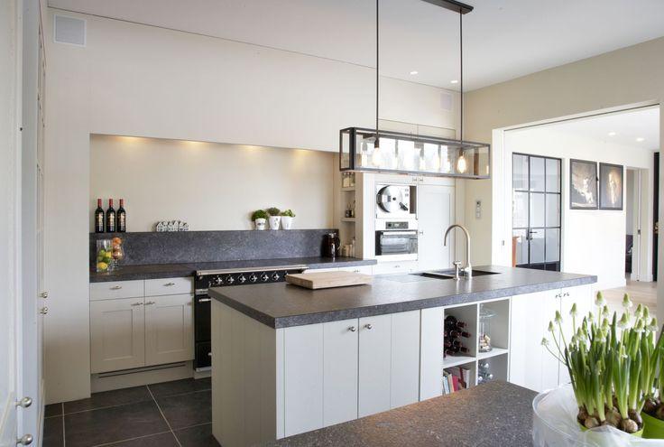Landelijk dekeyzer keuken inspriratie pinterest keuken keukens en verlichting - Deco keuken chique platteland ...