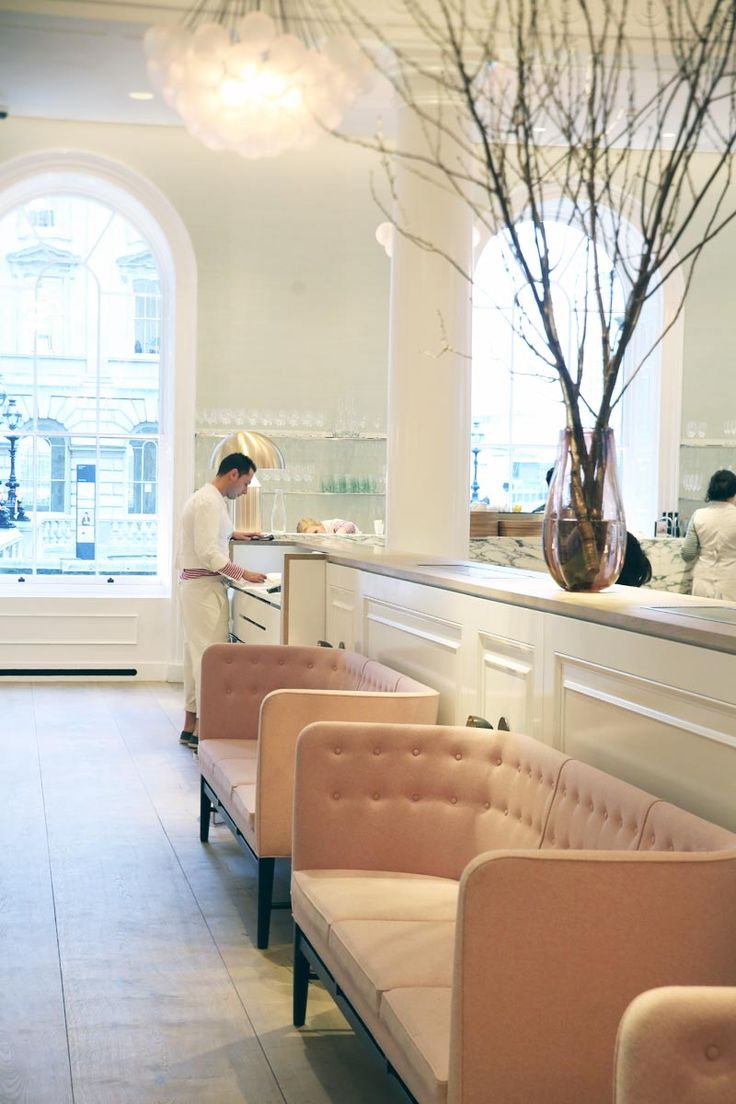 Spring Restaurant At Somerset House · Living Spaces FurnitureLiving Room ... Part 52