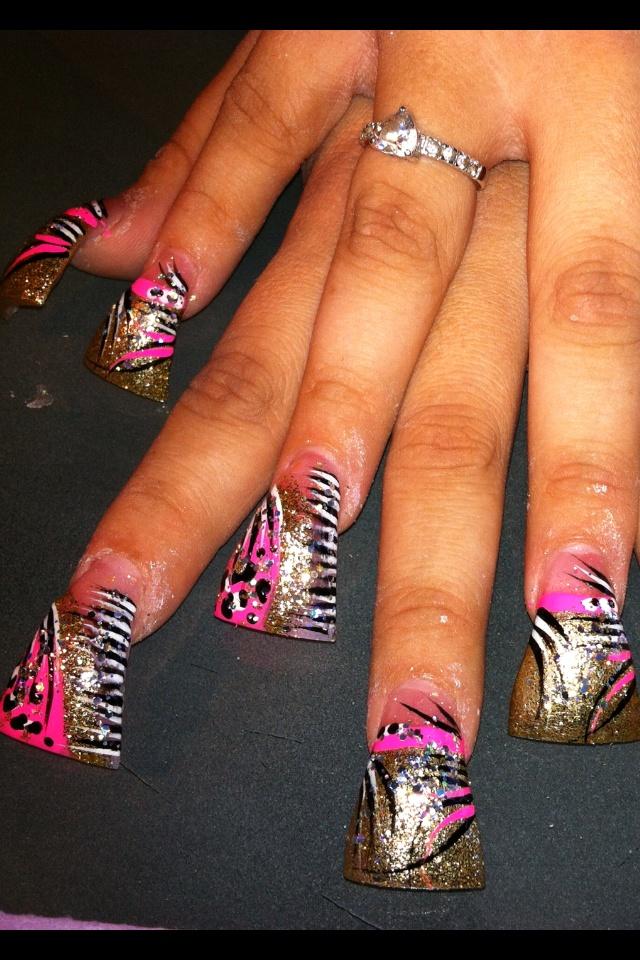 16 best duck nails love it images on Pinterest | Duck nails ...