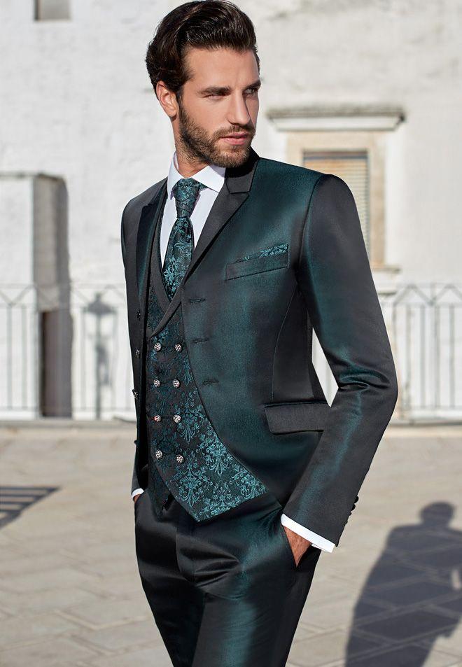 Vestiti Eleganti Uomo Colorati.Abito 20da 20cerimonia 20uomo Pat 20maseda Abbigliamento Uomo