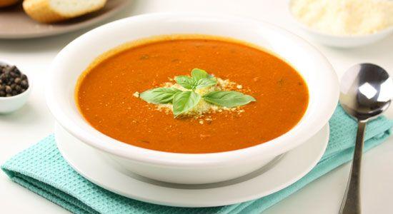 Tomato Capsicum & Red Lentil Soup Recipe - weightloss.com.au