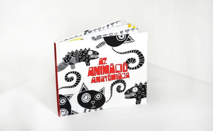 animation anatomy-book design on Behance