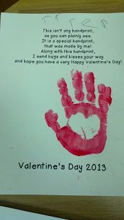 Easy Valentine Crafts For Children