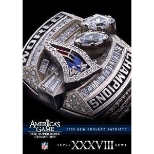 NFL America's Game: 2003 PATRIOTS (Super Bowl XXXVIII) (Vivendi)