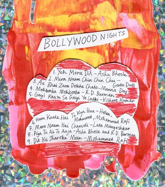 Bollywood playlist
