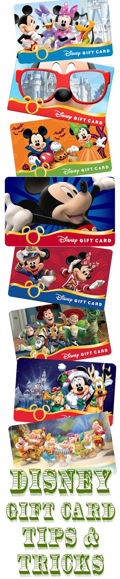 If you're willing to put in the effort, there are a few ways to save money on discount Disney gift cards via Target, Kroger, Sam's Club, and elsewhere. Som