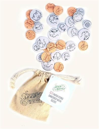 Seed Money Coins