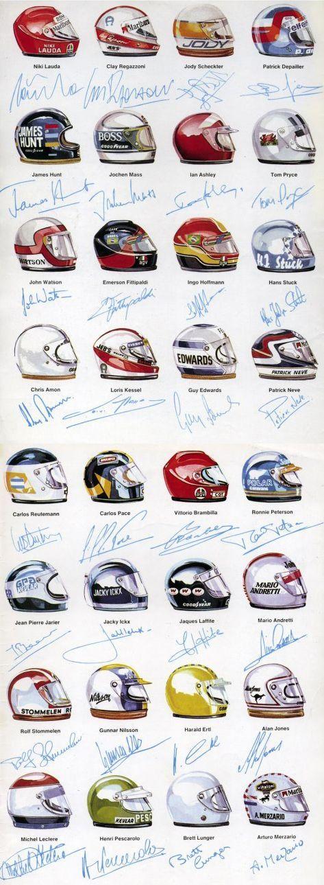 1976 F1                                                                                                                                                     Mais