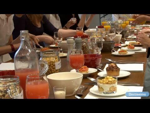Le petit déjeuner, essentiel pour bien démarrer la journée ! - YouTube