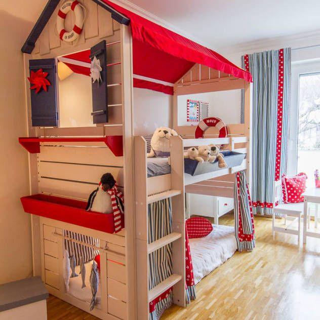 ber ideen zu maritimes kinderzimmer auf pinterest nautischer motto kindergarten. Black Bedroom Furniture Sets. Home Design Ideas