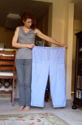 the plastic wrap weight loss