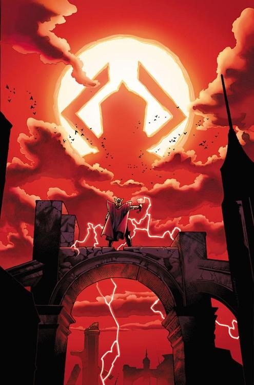 Thor & Galactus ®