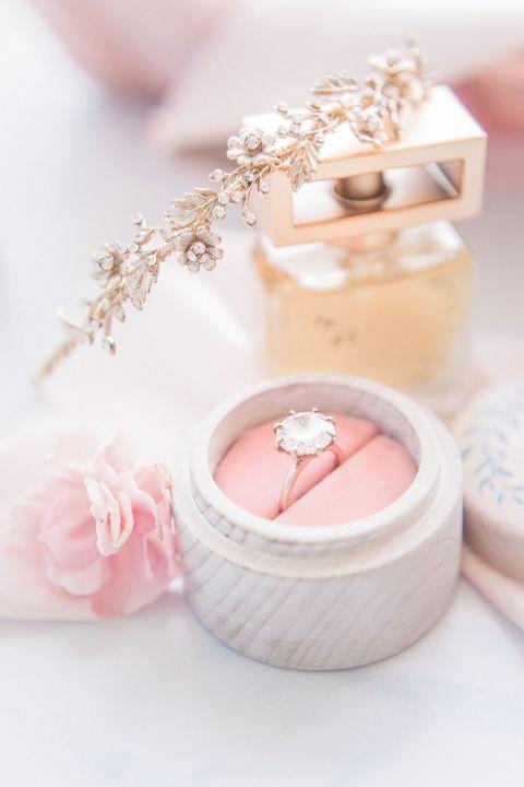Elegant Vintage Bridal Jewelry
