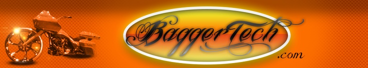 www.baggertech.com is a community for the custom bagger motorcycles