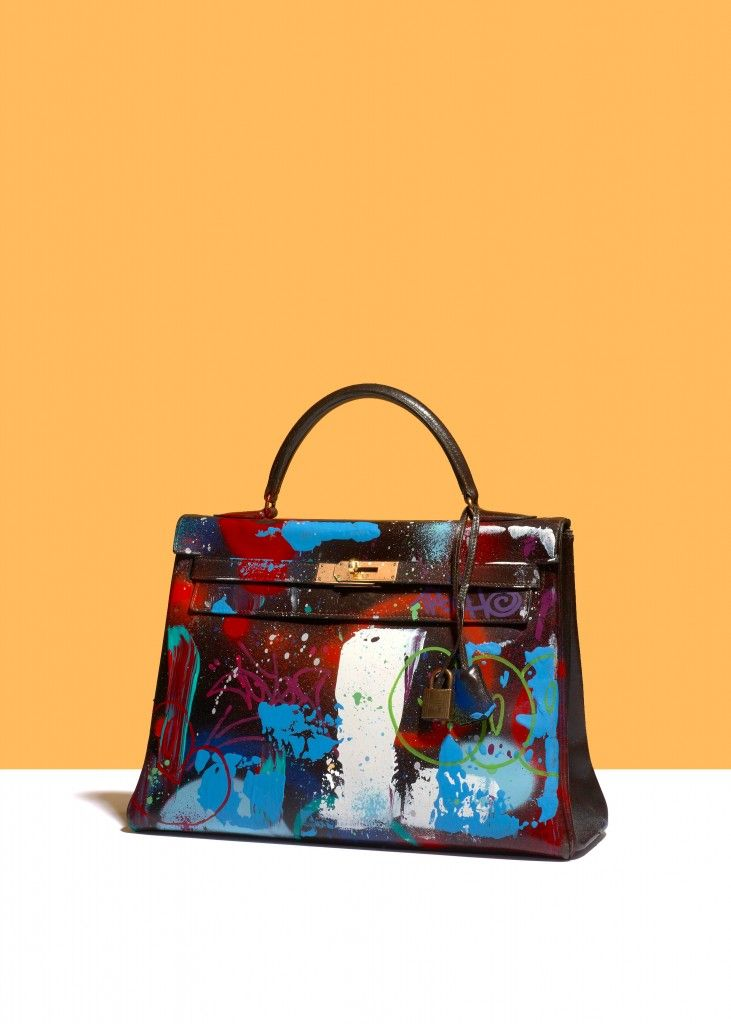 Soyez originales avec ce Birkin customisé www.leasyluxe.com #original #luxury #leasyluxe