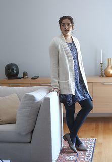 Ravelry: Camurac Cardigan pattern by Kirsten Kapur