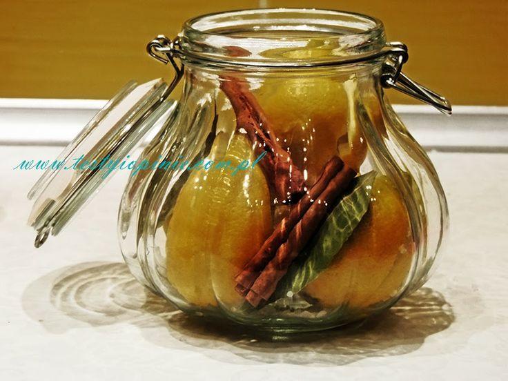 Przepis na przepyszną, aromatyczną przyprawę popularną w Maroku. Kiszona cytryna ! www.testyiopinie.com.pl