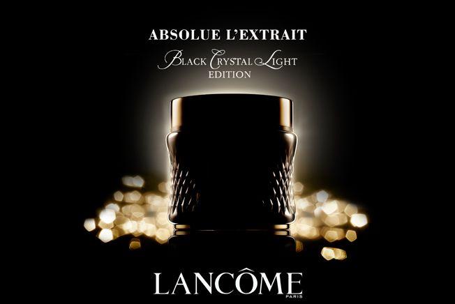 LANCÔME Absolue l' Extrait Black Crystal