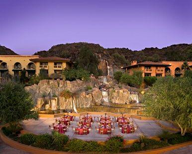 Pointe Hilton Tapatio Cliffs Resort, Phoenix, AZ Hotel - The Falls Terrace  | AZ 85020