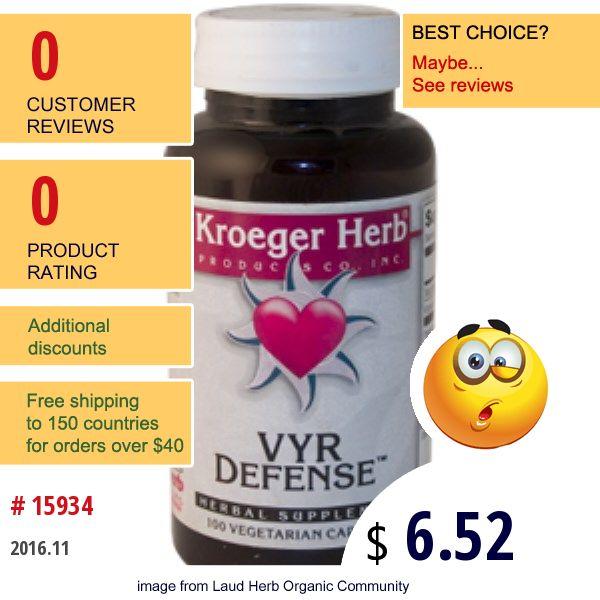 Kroeger Herb Co