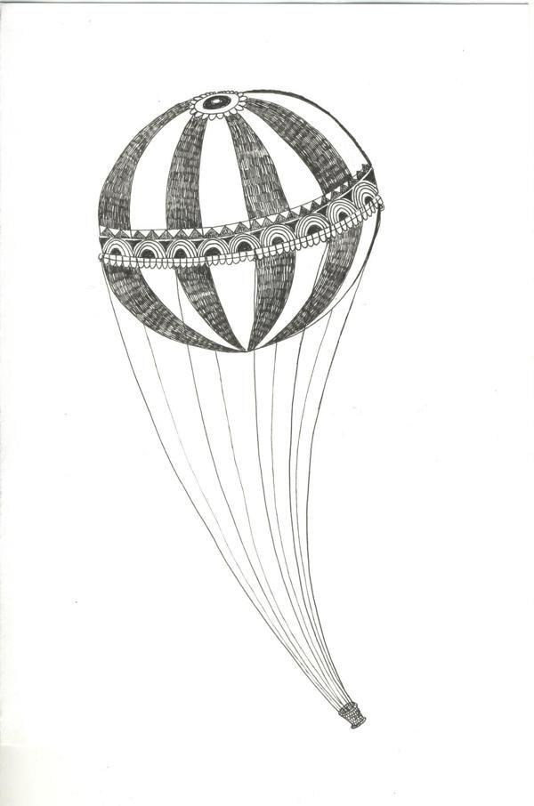 pen drawings on Behance