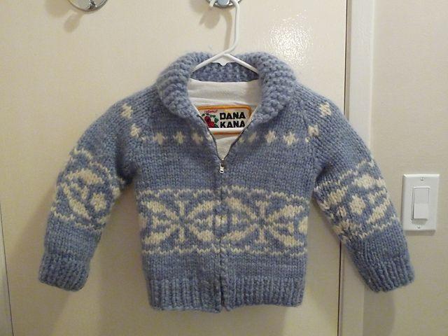 Ravelry: Lunalittlestream's Cowichan Sweater