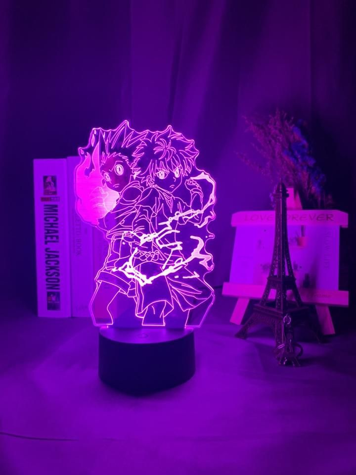 Pin By Zoe M3 On For My Room In 2020 Night Light Anime Store Neon Signs