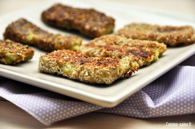 Recette bio : nugget de brocoli