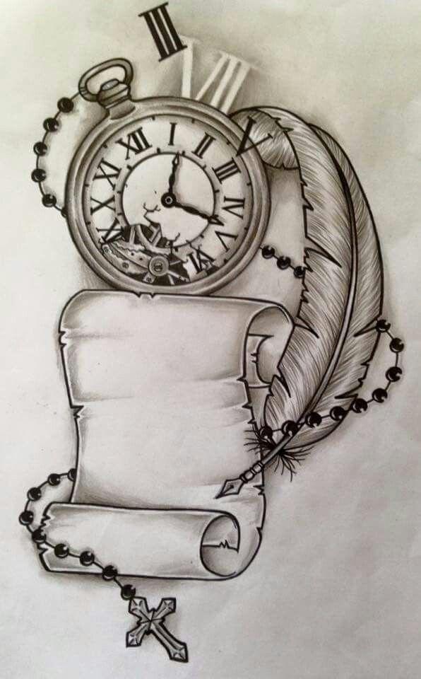 25 melhores ideias de tatuagem pergaminho no pinterest tatuagem de pergaminho tatuagem. Black Bedroom Furniture Sets. Home Design Ideas