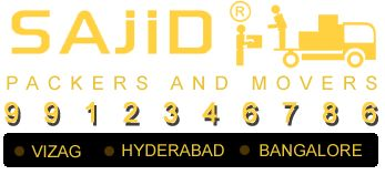 Sajid packers and movers 99 1234 6786 Welcome's to The best movers and packers service provider of House hold goods. You get service quality that starts the minute you call.