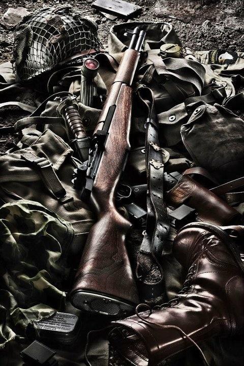 Garand M1 @Thomas Marban Marban Haight's Outdoor Superstore #Firearms