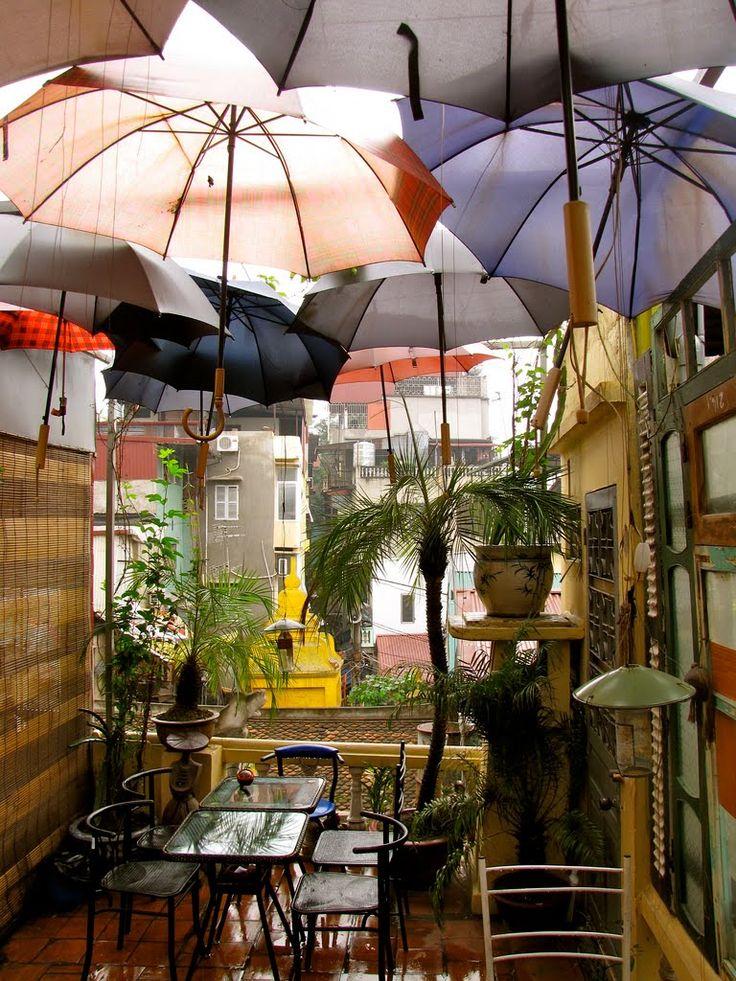Home & Garden: Exotic Atmosphere in Hanoi