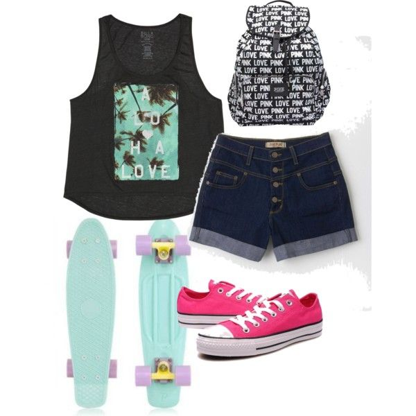 Penny Boarding Outfit