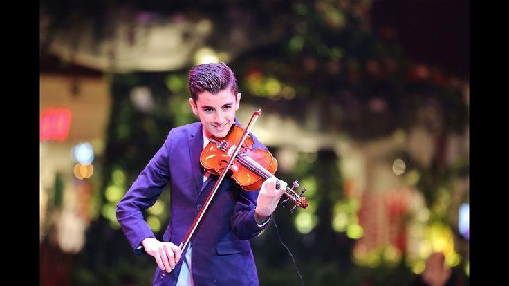 A bouquet on the violin - Omar Arnaout - باقة على الكمان