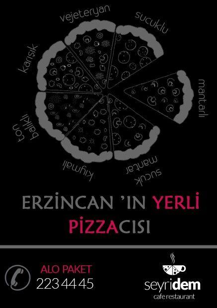 Pizza Erzincan seyridem
