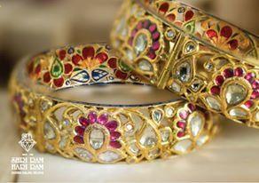 Polki & Jadau - Jewellery