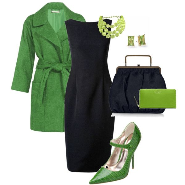 Navy & green: Green Shoes, Colors Combos, Style, Winter Wardrobes, Navy Green, Fashion Design, Spring Work Outfits, Design Schools, Shades Of Green