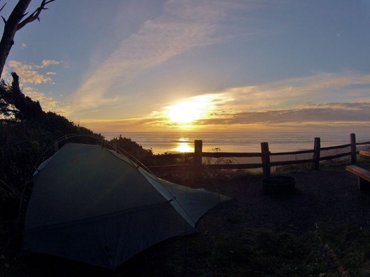 The 10 Best Summer Campgrounds in the Olympic Peninsula - Kalaloch Campground, Olympic National Park