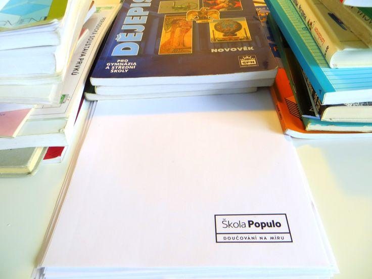 Konec školního roku neprodleně klepe na dveře. Učte se průběžně, abyste nebyli na poslední chvíli zavaleni studiem! Více informací na www.skolapopulo.cz #skolapopulo #brno #praha #olomouc