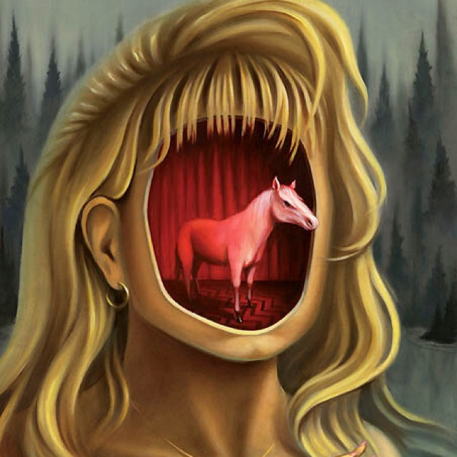 28 best images about the black lodge on pinterest for Surreal salon 8
