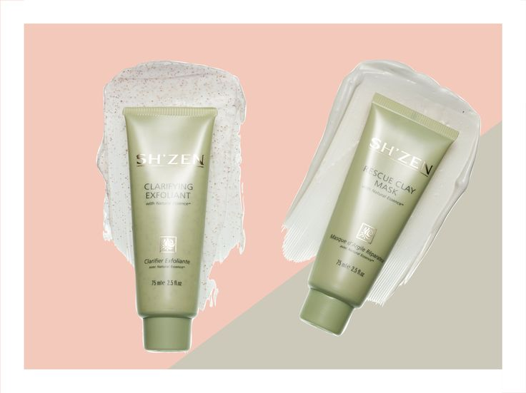 Our go-to weekend skincare spoils! The deep cleaning Natural EssenceTM duo will correct and perfect problem skin!